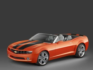 new 2010 chevrolet camaro