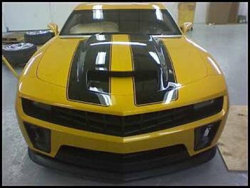 2010 Chevrolet Camaro Top Style